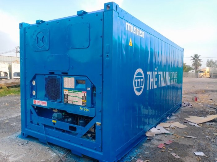 Container lạnh mới 80% giá rẻ0