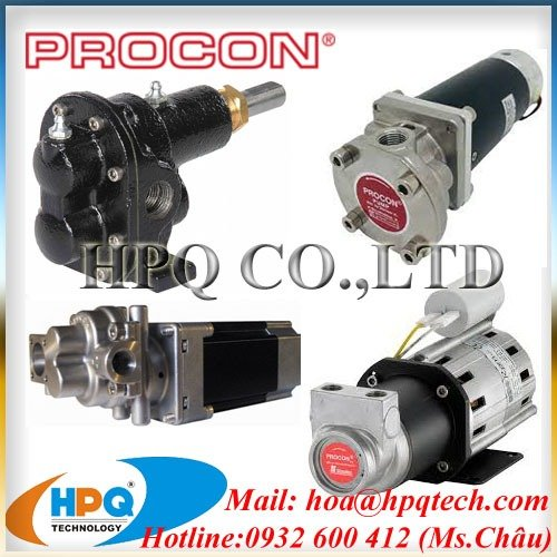 Máy bơm Procon2