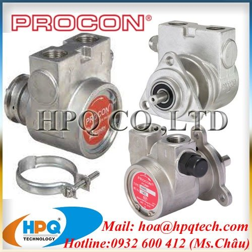 Máy bơm Procon1