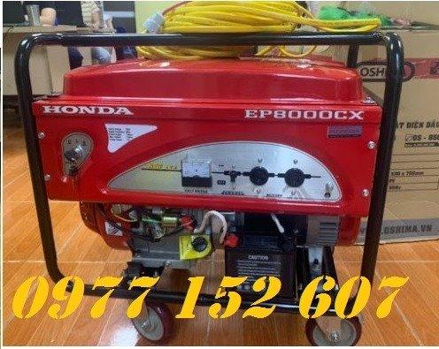 Máy phát điện Honda EP8000CX0