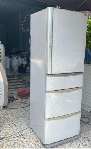 Tủ lạnh NATIONAL NR-E401T - DATE 2007 ,dung tích 401Lít6