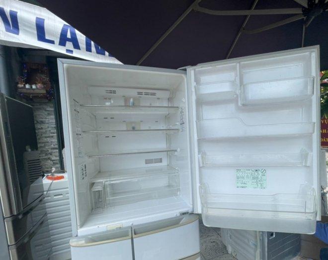 Tủ lạnh NATIONAL NR-E401T - DATE 2007 ,dung tích 401Lít4
