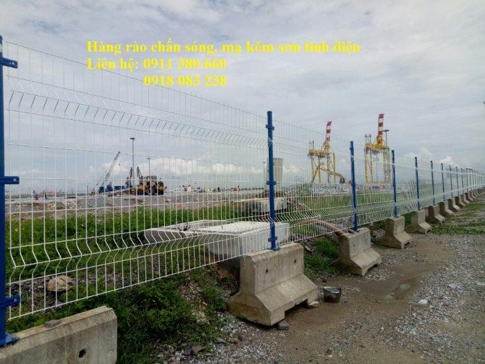 Bán hàng rào lưới thép mạ kẽm sơn tĩnh điện giá tốt ở Hà Nội- Nhật Minh Hiếu0