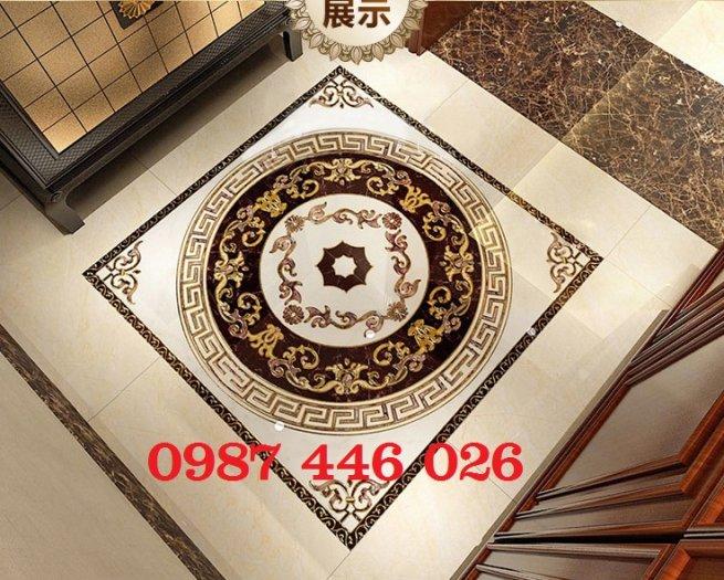 Gạch thảm sàn nhà sang trí vuông HP47997