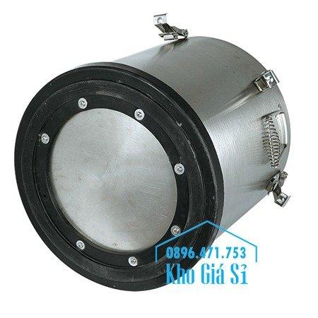 Thùng/Nồi inox cách nhiệt giữ nhiệt 2 lớp có nắp đậy kín vận chuyển chất lỏng dung tích 20L, 30L0