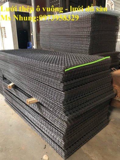 Sản xuất lưới thép hàn mạ kẽm - lưới hàn ô vuông Phi 4 ( 50x 50 ) giá ưu đãi hàng có săn giao hàng toàn quốc19