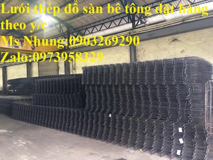 Sản xuất lưới thép hàn mạ kẽm - lưới hàn ô vuông Phi 4 ( 50x 50 ) giá ưu đãi hàng có săn giao hàng toàn quốc15