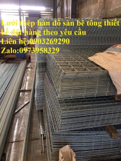 Sản xuất lưới thép hàn mạ kẽm - lưới hàn ô vuông Phi 4 ( 50x 50 ) giá ưu đãi hàng có săn giao hàng toàn quốc12