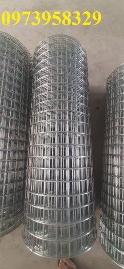Sản xuất lưới thép hàn mạ kẽm - lưới hàn ô vuông Phi 4 ( 50x 50 ) giá ưu đãi hàng có săn giao hàng toàn quốc8