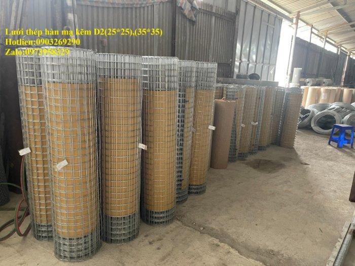 Sản xuất lưới thép hàn mạ kẽm - lưới hàn ô vuông Phi 4 ( 50x 50 ) giá ưu đãi hàng có săn giao hàng toàn quốc1