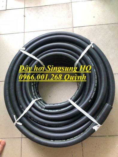 Dây hơi Singsung Hàn Quốc F13mm x 100 m , dây hơi Hàn Quốc nhập khẩu chính hãng.3