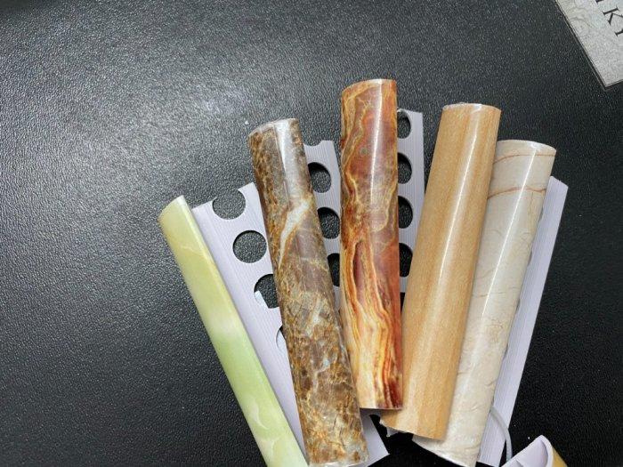 Nẹp nhựa phủ Nano cao cấp - Nẹp nhựa ốp gạch giả đá - Nẹp ốp viền gạch men - Nẹp ốp góc gạch men.4