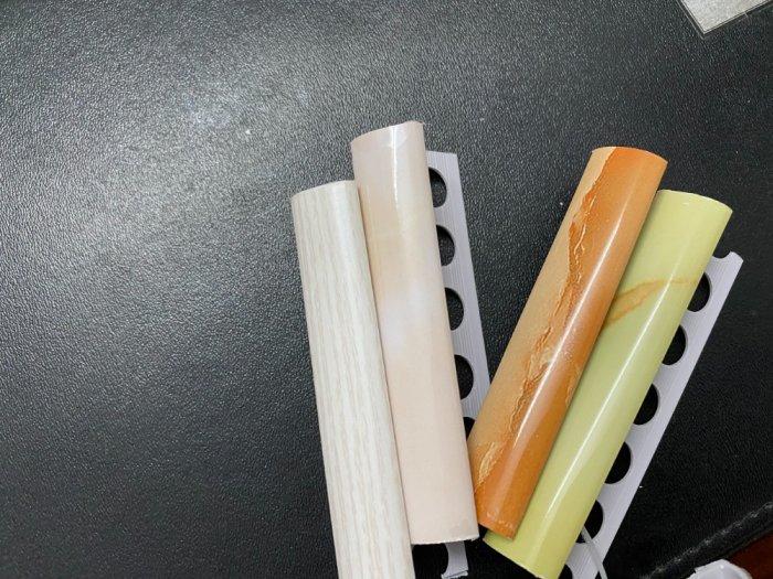 Nẹp nhựa phủ Nano cao cấp - Nẹp nhựa ốp gạch giả đá - Nẹp ốp viền gạch men - Nẹp ốp góc gạch men.3