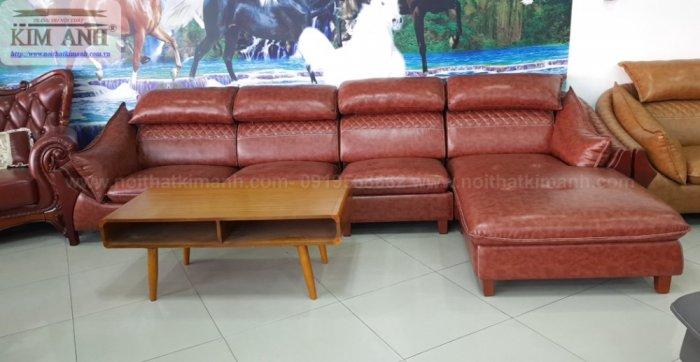 Bộ sưu tập những bộ ghế sofa da công nghiệp ấn tượng nhất năm 202119