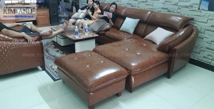 Bộ sưu tập những bộ ghế sofa da công nghiệp ấn tượng nhất năm 202116