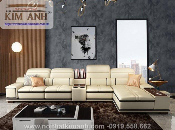 Bộ sưu tập những bộ ghế sofa da công nghiệp ấn tượng nhất năm 202113