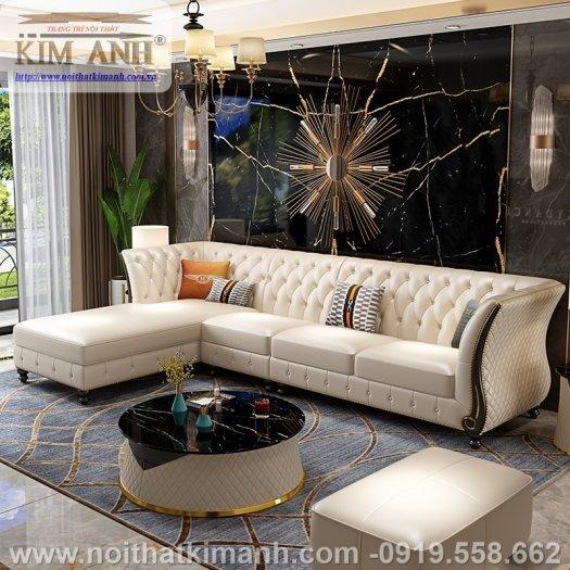 Bộ sưu tập những bộ ghế sofa da công nghiệp ấn tượng nhất năm 202110