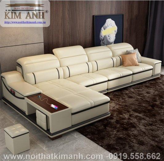 Bộ sưu tập những bộ ghế sofa da công nghiệp ấn tượng nhất năm 20214