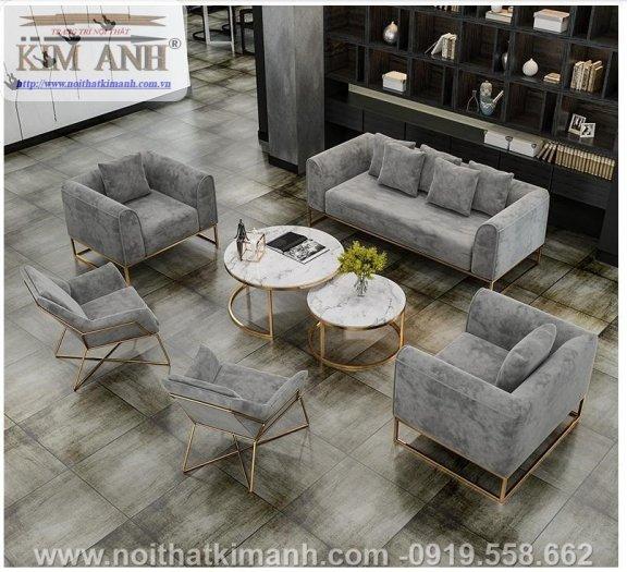 Bộ sưu tập những bộ ghế sofa da công nghiệp ấn tượng nhất năm 20213