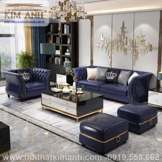 Bộ sưu tập những bộ ghế sofa da công nghiệp ấn tượng nhất năm 20212
