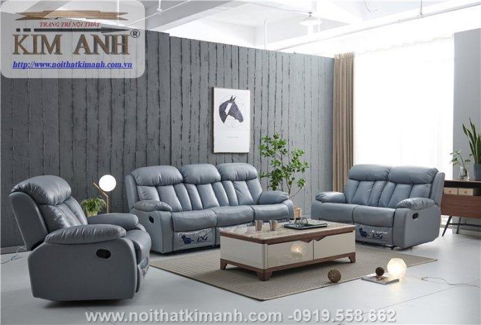 Bộ sưu tập những bộ ghế sofa da công nghiệp ấn tượng nhất năm 20210
