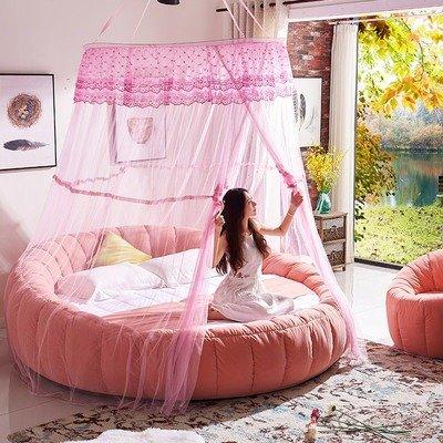 Bộ sưu tập các mẫu giường ngủ hình tròn như thơ, như mơ cho phòng ngủ của bạn