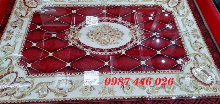 Thảm gạch nền nhà trang trí Hp79009