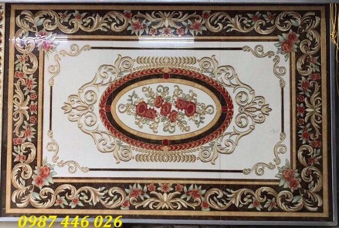 Thảm gạch nền nhà trang trí Hp79004
