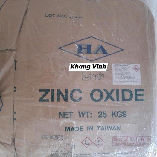 Oxit kẽm đài loan ZnO 76-78% phụ gia thức ăn chăn nuôi2