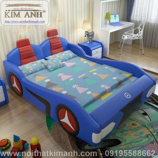 Những mẫu giường dành cho bé trai đang hot hiện nay tại Bến Cát – Bình Dương2