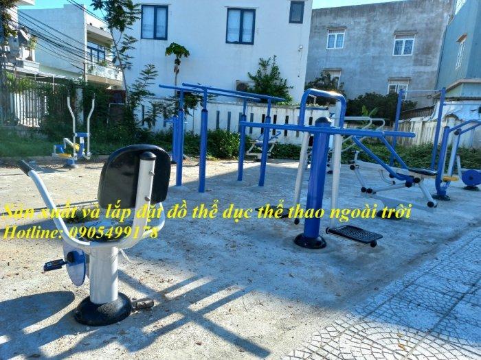 Chuyên cung cấp mấy tập thể dục thể thao ngoài trời, công viên, sân viên giá rẻ chất lương nhất7