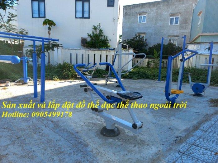 Chuyên cung cấp mấy tập thể dục thể thao ngoài trời, công viên, sân viên giá rẻ chất lương nhất5