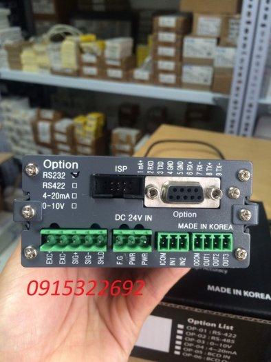 MI830 - Đồng hồ cân Hàn Quốc chuyên dùng cho trạm trộn, cân đóng bao, cân sàn...1