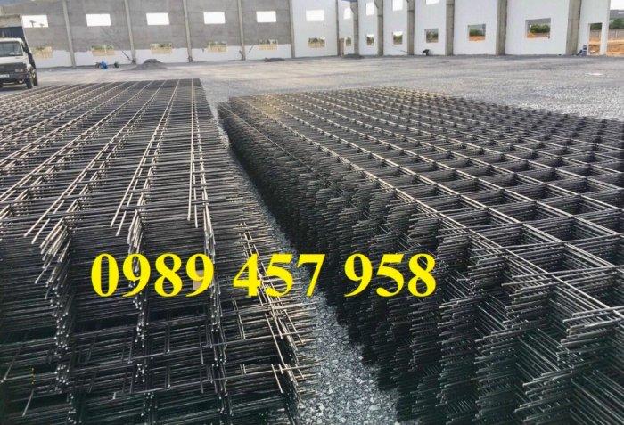 Tấm lưới thép đổ sàn chống nóng, Lưới chống nứt, Lưới đổ bê tông công trình5