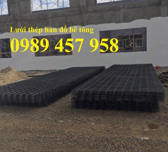 Tấm lưới thép đổ sàn chống nóng, Lưới chống nứt, Lưới đổ bê tông công trình2