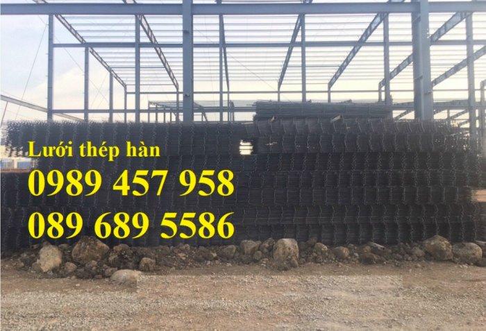 Tấm lưới thép đổ sàn chống nóng, Lưới chống nứt, Lưới đổ bê tông công trình1