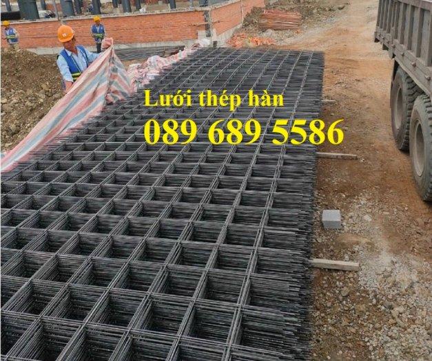 Tấm lưới thép đổ sàn chống nóng, Lưới chống nứt, Lưới đổ bê tông công trình0