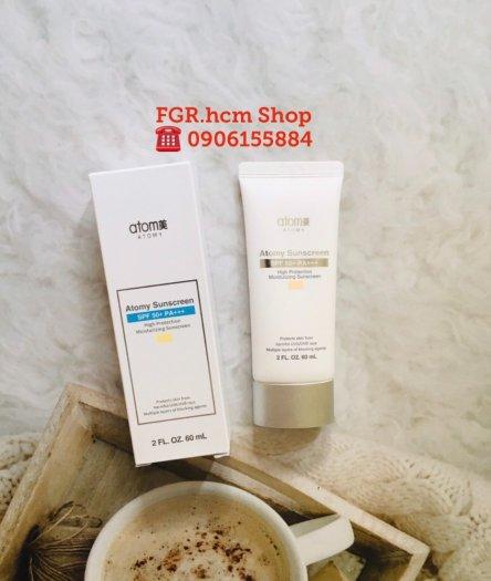 Kem chống nắng Atomy Sunscreen SPF 50+/PA+++ Tone da ( Be)3