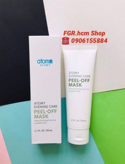 Kem mặt nạ Atomy Peel-Off Mask3