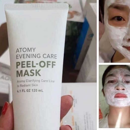 Kem mặt nạ Atomy Peel-Off Mask2