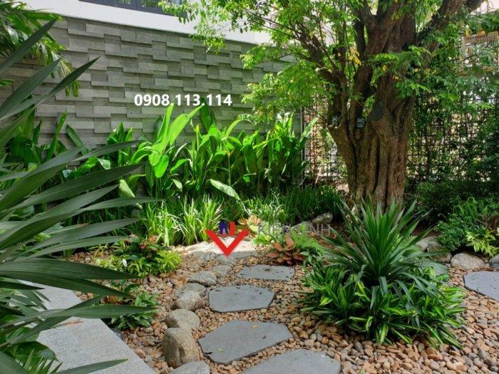 Đá ốp tường sân vườn giá tốt tại tphcm0