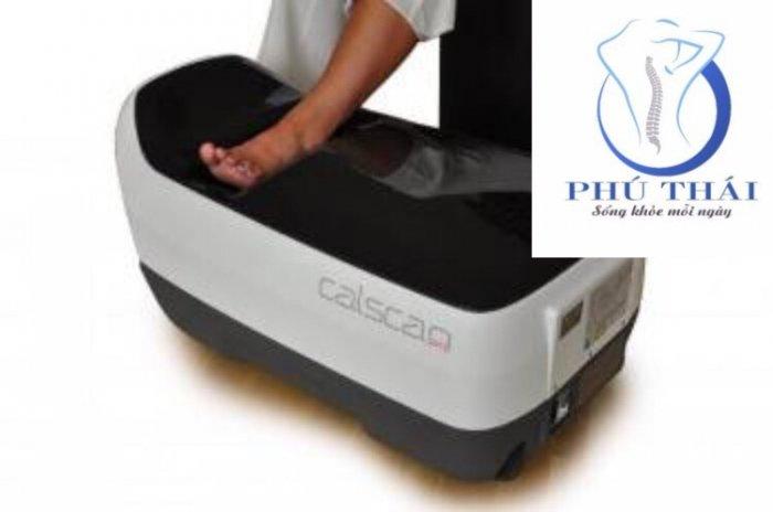 Máy đo độ loãng xương bằng laser của thụy điển0