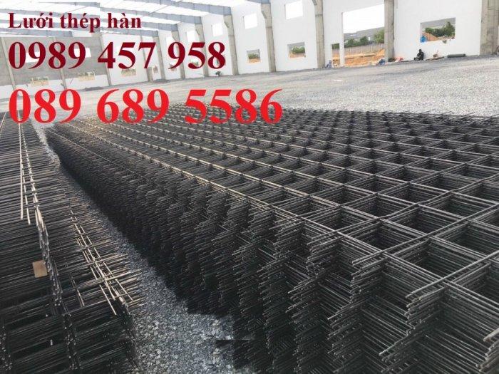 Lưới thép xây dựng, Lưới thép hàn phi 6 đổ sàn, Thép đổ mái phi 8 ô 200x2002
