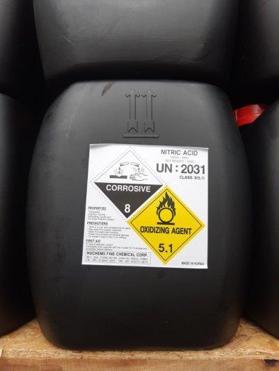 Axit Nitric HNO3 68% Hàn Quốc Acid ni tơ2