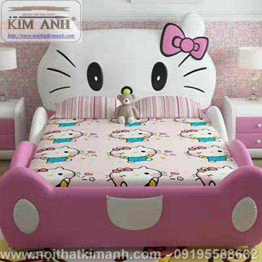Một số mẫu giường độc đáo dành cho bé gái tại Thuận An, Bình Dương0