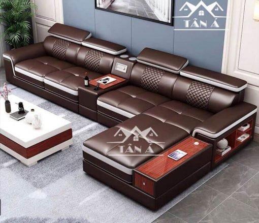 Sofa phòng khách đẹp N410