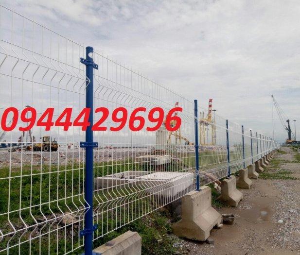 Sản Xuất Hàng Rào Lưới Thép Hàn D3, D4, D5,D64