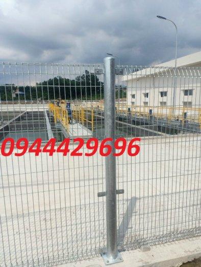 Sản Xuất Hàng Rào Lưới Thép Hàn D3, D4, D5,D60