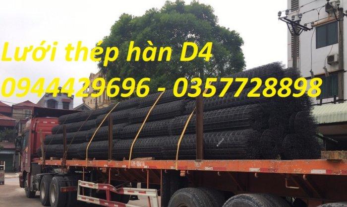 Lưới Thép Hàn D4 A 150 X 150 hàng có sẵn0