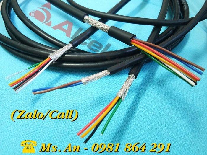 Cáp tín hiệu 2,4,6,8 lõi chống nhiễu hàng chất lượng giá tốt3